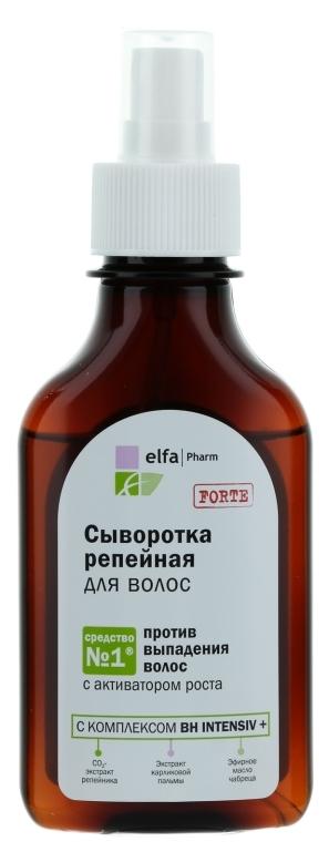Serum mit Klette gegen Haarausfall und zum Wachstum - Elfa Pharm Hair Serum — Bild N1