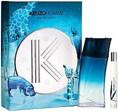 Düfte, Parfümerie und Kosmetik Kenzo Homme - Set (Eau de Parfum/100ml + Mini/15ml)