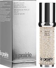 Düfte, Parfümerie und Kosmetik Gesichtsserum - La Prairie White Caviar Illuminating Pearl Infusion