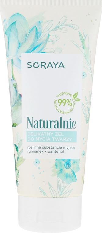 Zartes Gesichtsreinigungsgel - Soraya Naturally