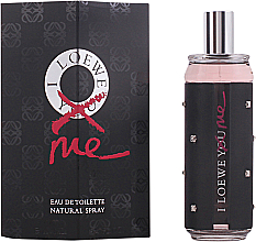 Düfte, Parfümerie und Kosmetik Loewe I Loewe Me - Eau de Toilette
