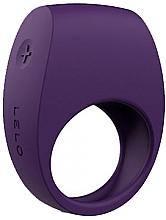 Düfte, Parfümerie und Kosmetik Raffinierter wiederaufladbarer Penisring für Paare violett - Lelo Homme Tor 2 Purple
