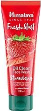 Düfte, Parfümerie und Kosmetik Gesichtsreinigungsöl mit Erdbeere - Himalaya Herbals Fresh Start Oil Clear Face Wash Strawberry
