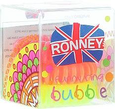Düfte, Parfümerie und Kosmetik Haargummis Farb-Mix 3 St. №26 - Ronney
