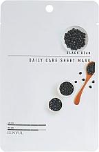 Düfte, Parfümerie und Kosmetik Feuchtigkeitsspendende Tuchmaske mit Sojabohnen-Extrakt - Eunyul Black Bean Daily Care Sheet Mask
