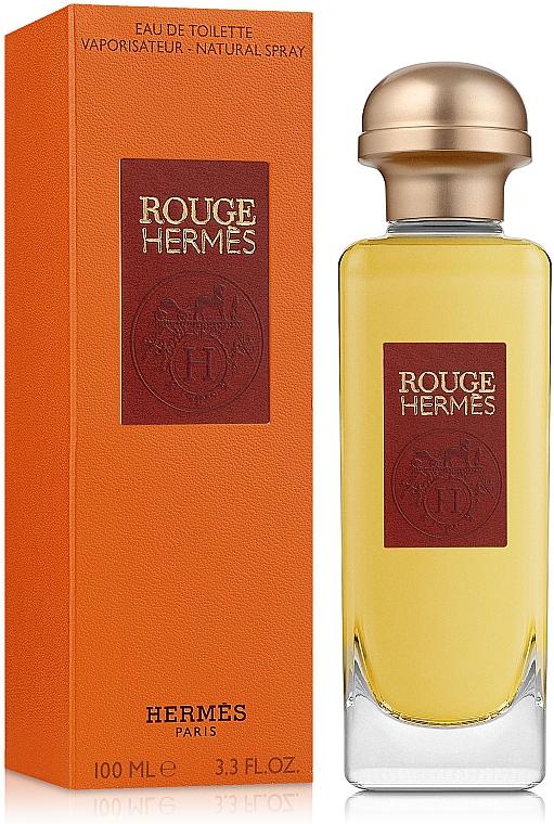 Hermes Rouge - Eau de Toilette — Bild N2