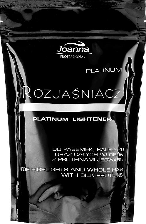 Aufhellendes Haarpulver - Joanna Professional Lightener (Sachet)