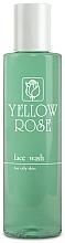 Düfte, Parfümerie und Kosmetik Żel oczyszczający do twarzy z propolisem - Yellow Rose Face Wash For Oily Skin