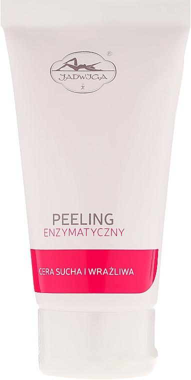 Enzym-Peeling für trockene und empfindliche Haut - Jadwiga Peeling