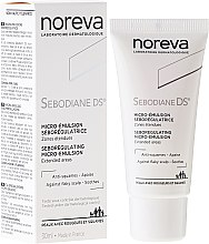 Düfte, Parfümerie und Kosmetik Haarserum - Noreva Sebodiane DS Sebum-Regulating Micro-Emulsion