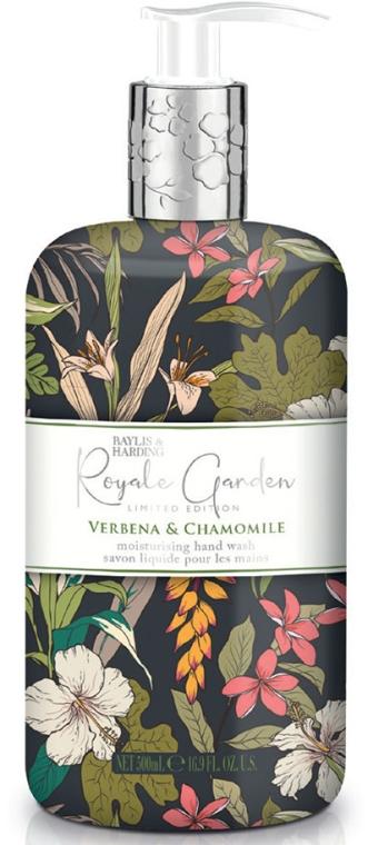 Flüssige Handseife Verbena & Chamomile - Baylis & Harding Royale Garden Verbena & Chamomile Hand Wash