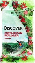 Düfte, Parfümerie und Kosmetik Seife mit Duft nach Blumen und tropischen Früchten - Oriflame Discover Costa Rican Explorer