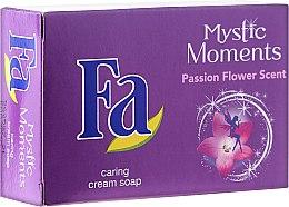 Düfte, Parfümerie und Kosmetik Cremeseife - Fa Mystic Moments Shea Butter & Passion Flower Cream Soap