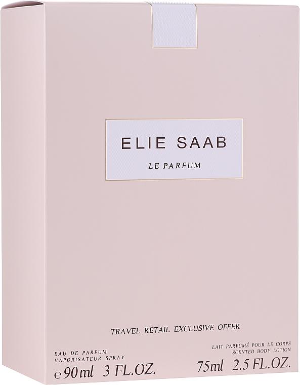 Elie Saab Le Parfum - Duftset (Eau de Parfum 90ml + Körperlotion 75ml)