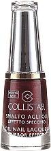 Düfte, Parfümerie und Kosmetik Nagellack - Collistar Oil Nail Lacquer Mirror Effect