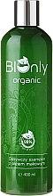 Düfte, Parfümerie und Kosmetik Nährendes Shampoo mit Mohnöl - BIOnly Organic Nourishing Shampoo