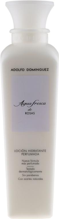 Adolfo Dominguez Agua Fresca de Rosas - Parfümierte Körpermilch — Bild N2