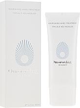Düfte, Parfümerie und Kosmetik Pflegende Handcreme mit Pflaumenöl und Sheabutter - Omorovicza Nourishing Hand Treatment