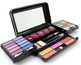 Düfte, Parfümerie und Kosmetik Make-up Set - Makeup Trading Schmink Set 51 Teile Exclusive Complete Makeup Palette