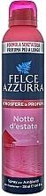 Düfte, Parfümerie und Kosmetik Duftendes Raumerfrischer-Spray Sommernacht - Felce Azzurra Notte D'estate Spray