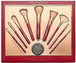 Düfte, Parfümerie und Kosmetik Make-up Pinselset - Makeup Revolution Brush Collection