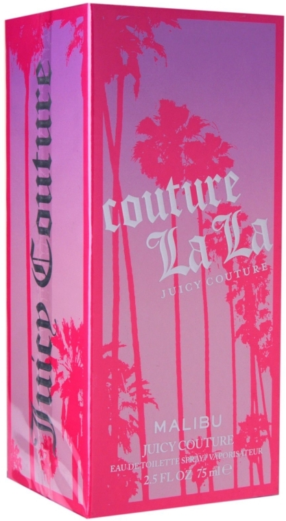 Juicy Couture Couture La La Malibu - Eau de Toilette — Bild N1