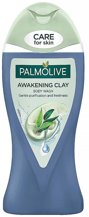 Duschgel-Eukalyptus mit Tonerde - Palmolive Eucalyptus Awakening Clay Body Wash