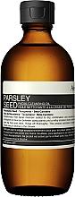Düfte, Parfümerie und Kosmetik Gesichtsreinigungsöl - Aesop Parsley Seed Cleansing Oil