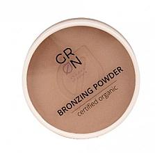 Düfte, Parfümerie und Kosmetik Bronzierpuder für das Gesicht - GRN Bronzing Powder