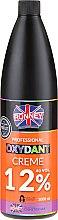 Düfte, Parfümerie und Kosmetik Entwicklerlotion 12% - Ronney Professional Oxidant Creme 12%