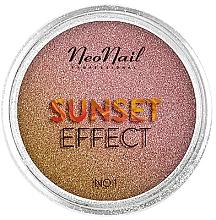 Düfte, Parfümerie und Kosmetik Nagelglitzer  - NeoNail Professional Sunset Effect
