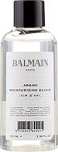 Düfte, Parfümerie und Kosmetik Feuchtigkeitsspendendes Haarelixier mit Arganöl - Balmain Argan Moisturizing Elixir