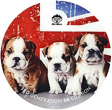 Düfte, Parfümerie und Kosmetik BB Creme Cushion - Dr. Mola 3rd Generation BB Cushion Dogs