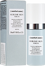 Düfte, Parfümerie und Kosmetik Anti-Aging-Gesichtsserum - Comfort Zone Sublime Skin Serum