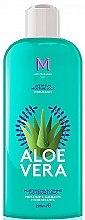Düfte, Parfümerie und Kosmetik Feuchtigkeitsspendende beruhigende und regenerierende After Sun Körperlotion mit Aloe Vera - Mediterraneo Sun Moisturising Aftersun