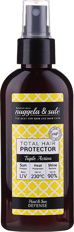 Schützendes Haarbehandlung-Spray - Nuggela & Sule Total Hair Protector