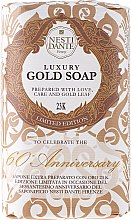 Düfte, Parfümerie und Kosmetik Luxuriöse Naturseife Gold - Nesti Dante Gold Soap