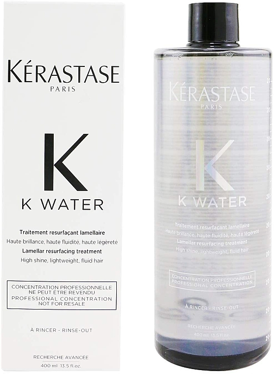 Haarwasser mit Lamellar-Technologie - Kerastase K Water Lamellar Hair Treatment