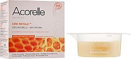 Düfte, Parfümerie und Kosmetik Enthaarungswachs mit Gelée Royale - Acorelle Cire Royale Wax