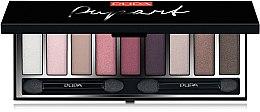 Düfte, Parfümerie und Kosmetik Lidschattenpalette - Pupa Pupart Eyeshadow Palette