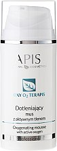 Düfte, Parfümerie und Kosmetik Mousse-Serum mit aktivem Sauerstoff - APIS Professional Oxy O2 Terapis Oxygenating Mouse With Active Oxygen