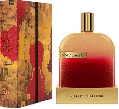 Amouage The Library Collection Opus X - Eau de Parfum