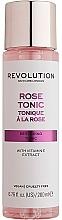 Düfte, Parfümerie und Kosmetik Regenerierendes Gesichtstonikum mit Rosenblüten- und Vitamin-E-Extrakt - Revolution Skincare Rose Tonic