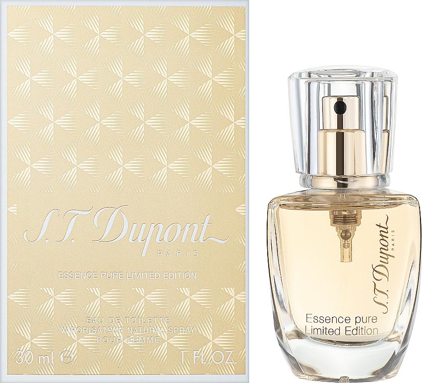 S.T. Dupont Essence Pure Limited Edition Pour Femme - Eau de Toilette — Bild N2
