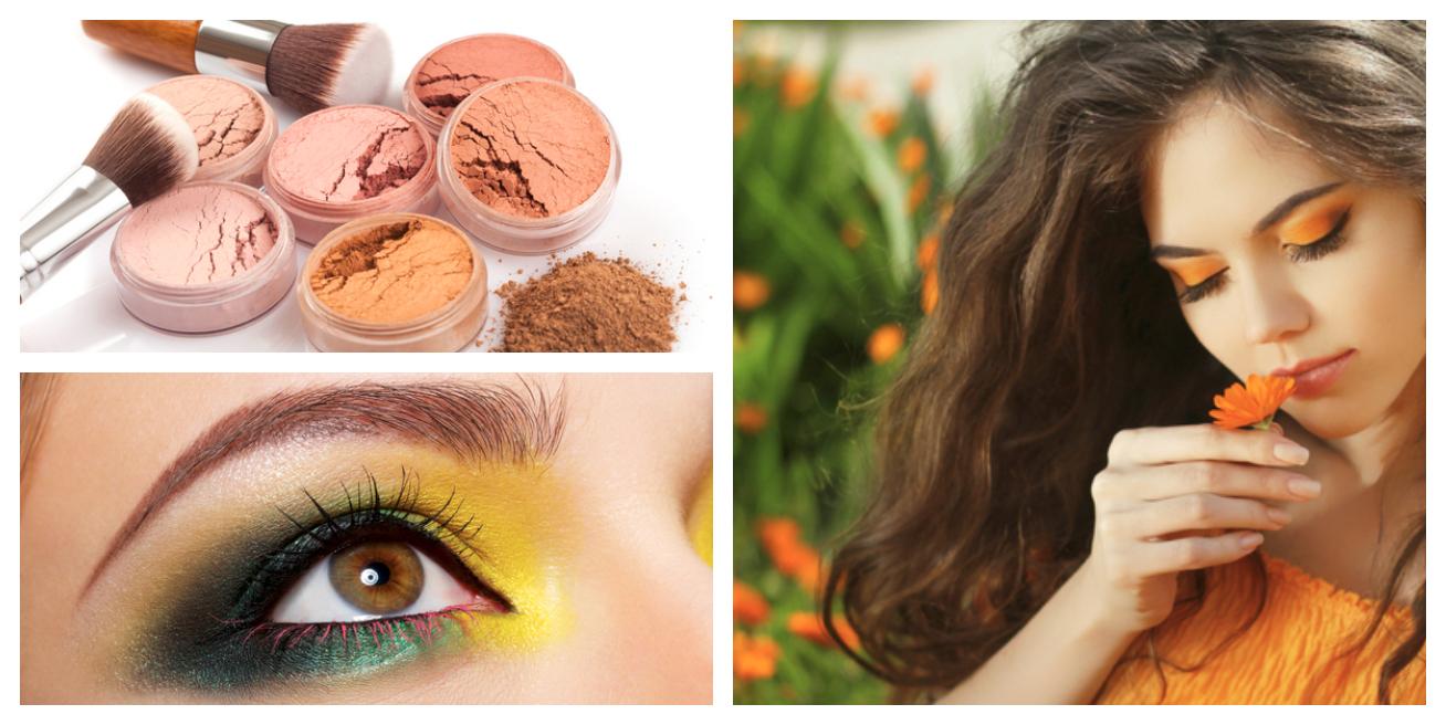 Sommer-Make-up: Der Hitze keine Chance geben