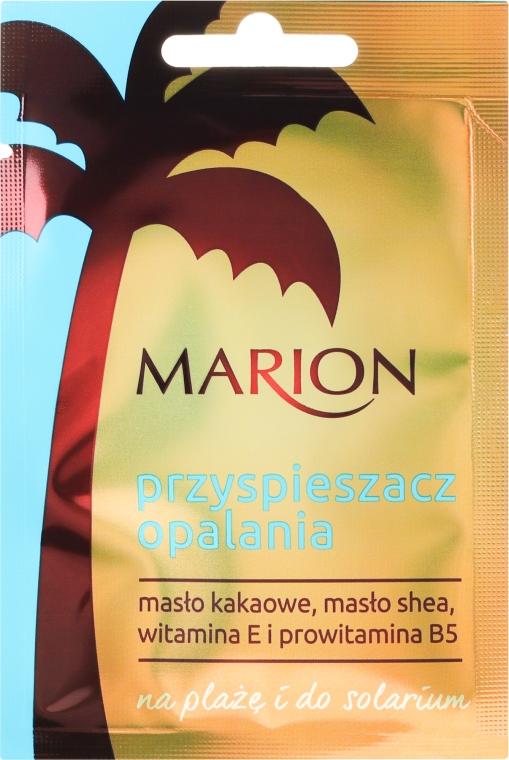 Bräunungslotion mit Kakao- und Sheabutter - Marion