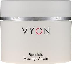 Düfte, Parfümerie und Kosmetik Massagecreme für den Körper - Vyon Massage Cream