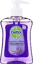 Düfte, Parfümerie und Kosmetik Antibakterielle Flüssigseife mit Lavendel- und Traubenextrakt - Dettol