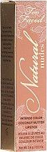 Düfte, Parfümerie und Kosmetik Lippenstift - Too Faced Natural Nudes Lipstick