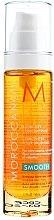 Düfte, Parfümerie und Kosmetik Goldfarbener Zusatz für einen warmen Blondton - Moroccanoil Smooth Blow-Dry Concentrate